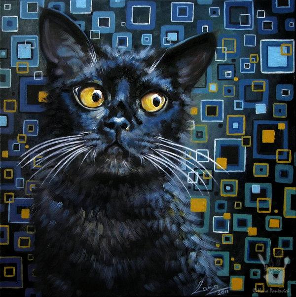cat_under_the_stars_by_ilonaxxx-d3fh63d (600x602, 117Kb)