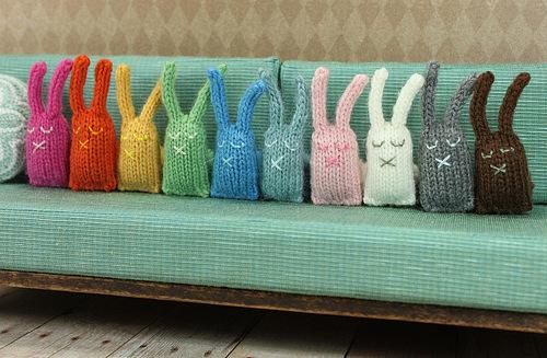 Совершенно чудесные зайцы!