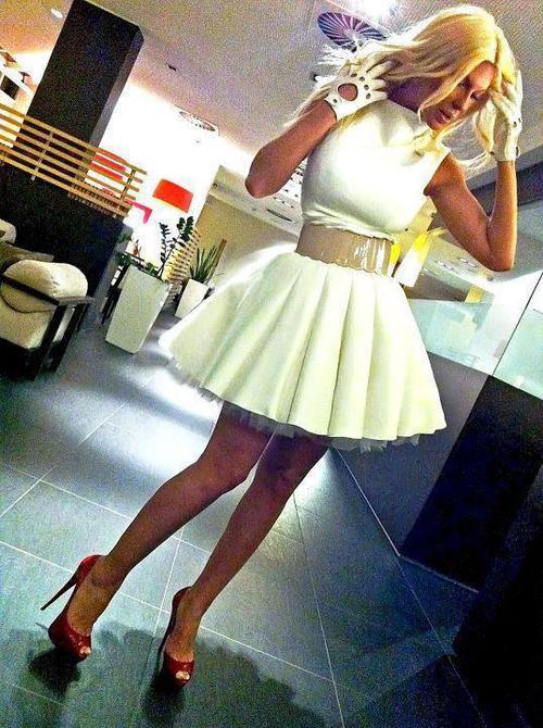 Модные платья 2013 лето – фасоны и формы