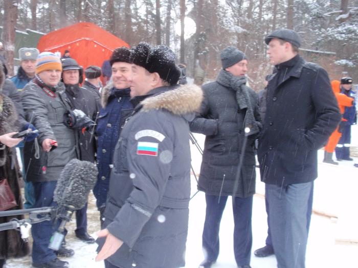 Москва готовится к Крещению  - фото 3