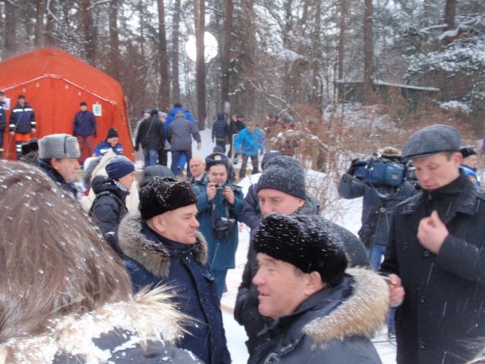Москва готовится к Крещению  - фото 5