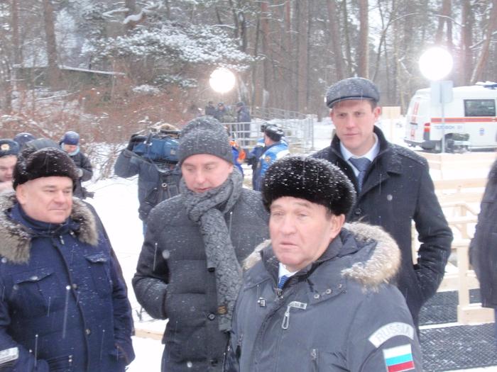 Москва готовится к Крещению  - фото 7