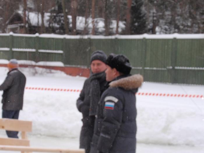 Москва готовится к Крещению  - фото 15