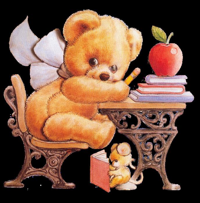 медвежата мультяшные картинки