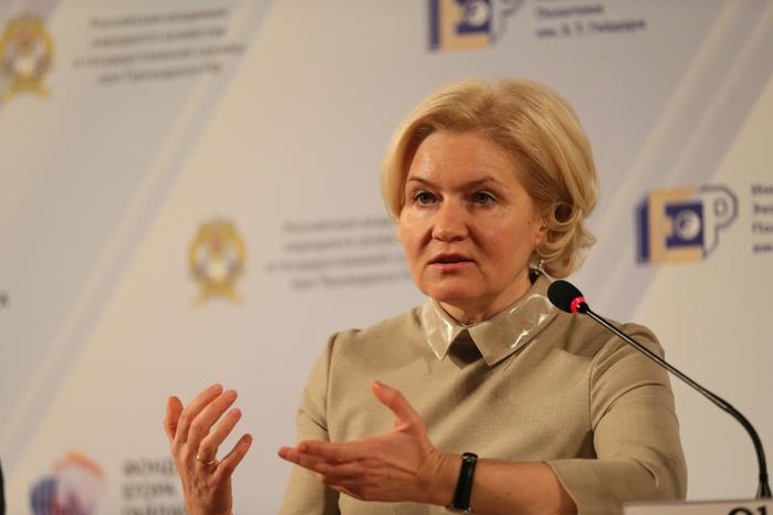 Гайдаровский форум-2013: Ольга Голодец приняла участие в пленарной дискуссии  «Конкуренция за человека» - фото 1