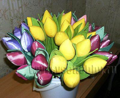 Очень красивые тюльпаны можно