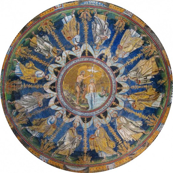 unknown-artist-baptism-of-christ-battistero-neoniano-ravenna-italy-end-of-the-5th-century-e1277683568961-580x580 (580x580, 144Kb)