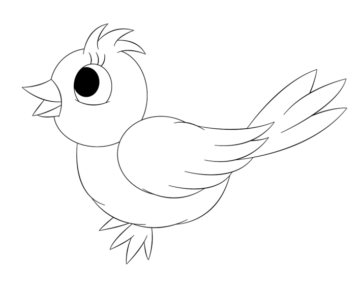 птичка3 контур (700x560, 27Kb)