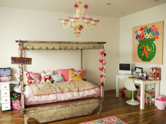 Cute-and-Sweet-Pink-Baby-Room-Design (582x436, 63Kb)