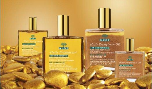 Золотое масло для лица, тела и волос Продижьёз от NUXE (524x308, 35Kb)
