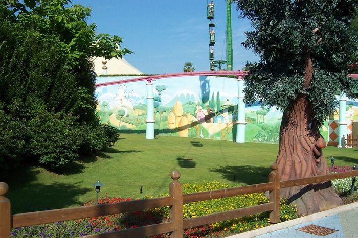 Назад в детство - Парк Гардаленд (Gardaland). 39205
