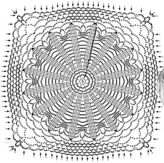 Шаль-Зимнее-солнце11 (543x540, 128Kb)