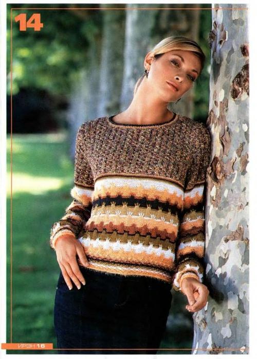 Модели Вязаных Женских Пуловеров Доставка
