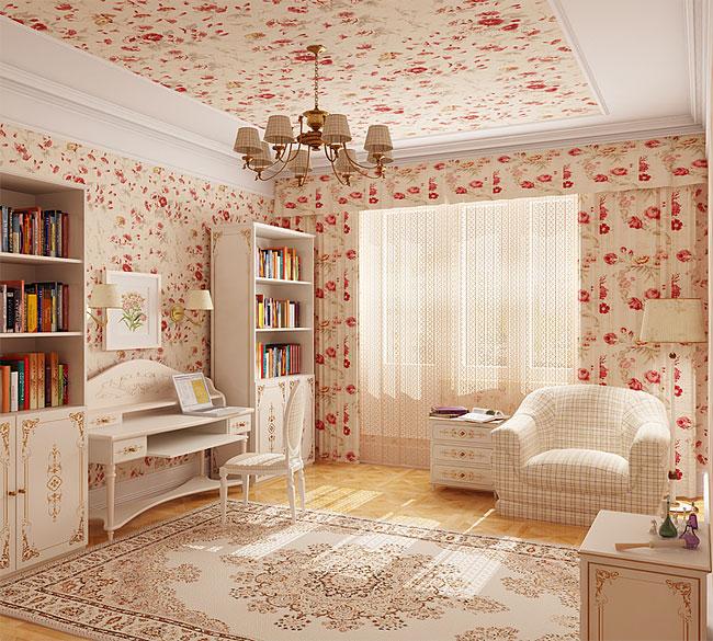В наше время современный стиль комнаты для девушки чрезвычайно популярен. .