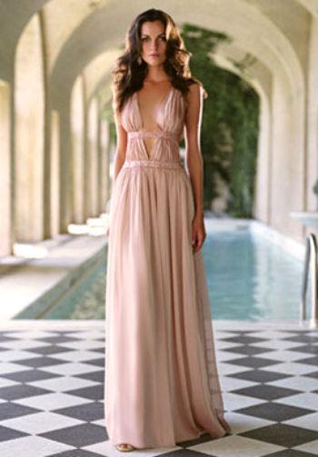 Вечернее греческие платья