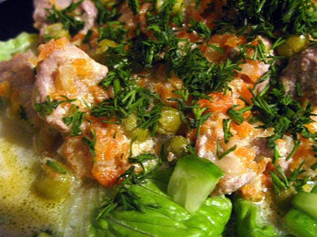 Блюда из индейки филе в духовке с фото