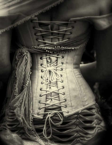 History of corsets  Wikipedia