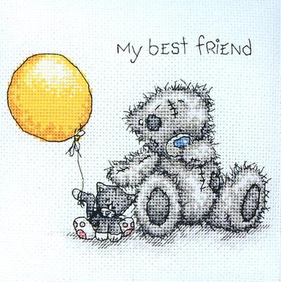 TT114 My Best Friend (400x401,