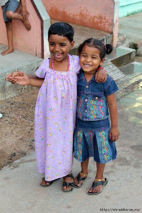 Индия, Тируваннамалай, люди, 9 (466x700, 331Kb)