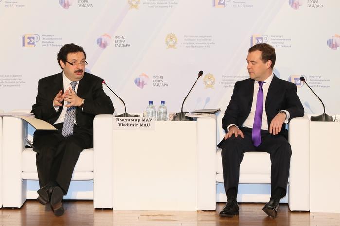 Гайдаровский форум-2013: итоги международной конференции  «Россия и мир: вызовы интеграции» - фото 1