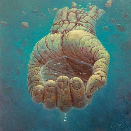 польский художник Томаш Ален Копер 5 (548x547, 59Kb)