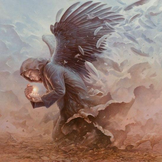 польский художник Томаш Ален Копер 7 (548x549, 61Kb)