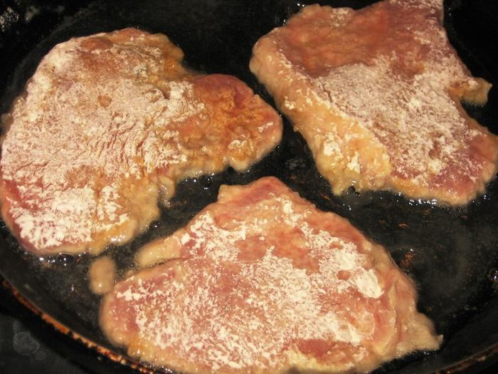 Котлеты отбивные из свинины рецепт пошагово