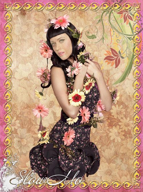 Женский шаблон для фотошопа - Девушка с цветами/1358964804_psd_girl_with_flowers_Cover (500x669, 179Kb)