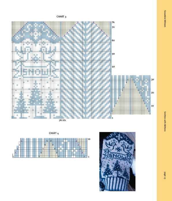 snowbird-mittens-patterns.page2 (596x700, 206Kb)