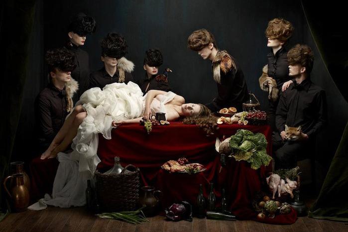 Helen Sobiralski фотографии в стиле барокко 5 (700x466, 98Kb)