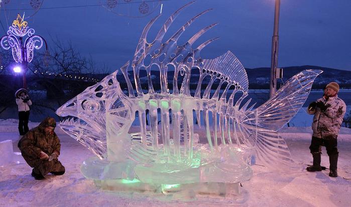 Ледяная скульптура 96606755_5