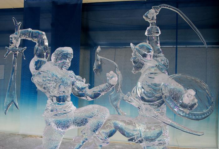 Ледяная скульптура 96606765_14