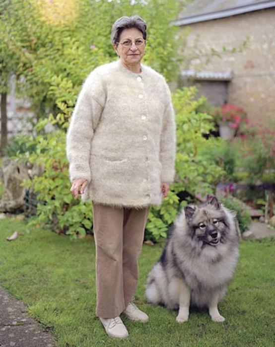 одежда из собачьей шерсти 3 (554x700, 95Kb)
