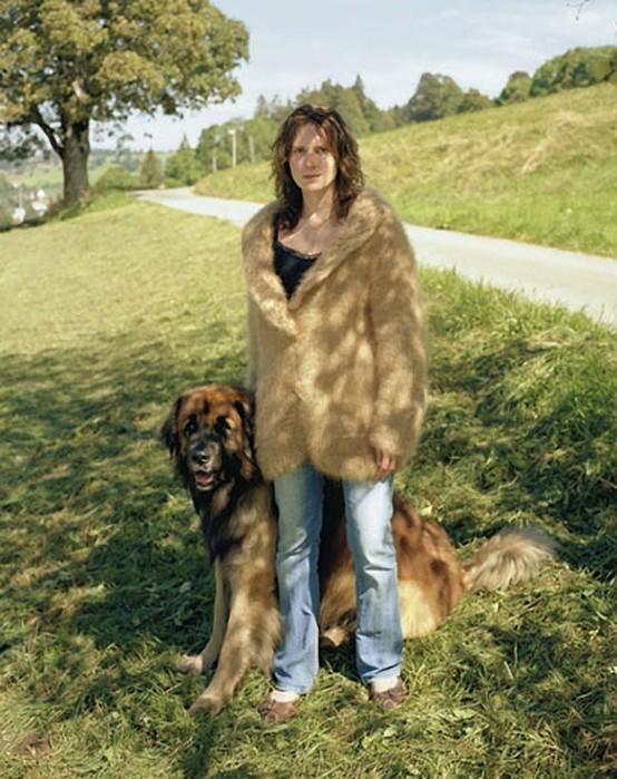 одежда из собачьей шерсти 7 (554x700, 118Kb)