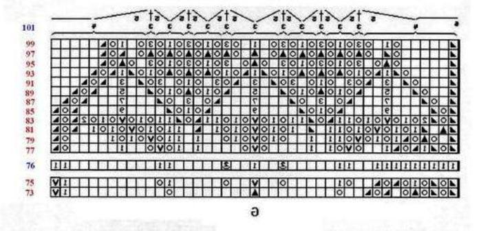 Светлинка вязание схемы 54