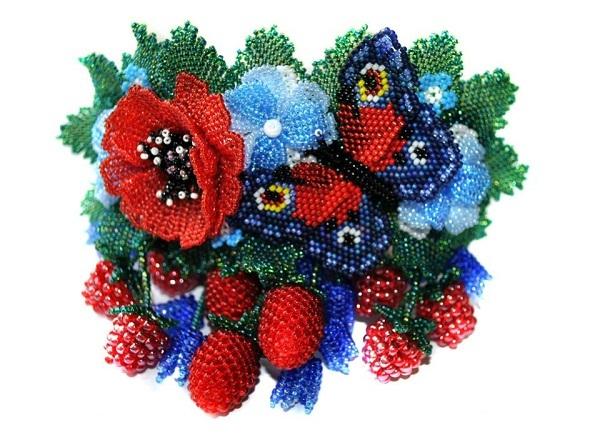Флористические украшения из