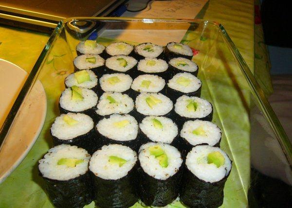 Готовим супер вкуснейшие суши в домашних условиях.