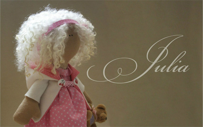 Куклы по мотивам т коннэ шитье с