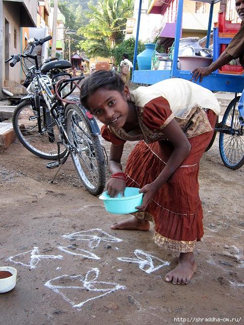 Индия, Тируваннамалай, люди, 10 (480x640, 319Kb)