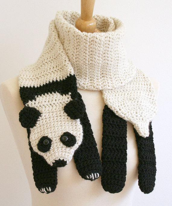 2-шарф в виде панды (570x683,
