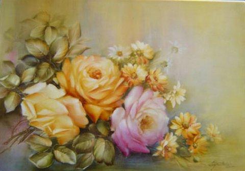 Rosas coloridas pintadas (480x336, 27Kb)