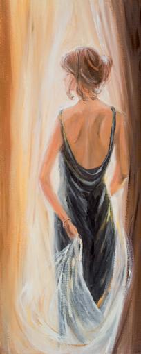 Karen Wallis - British Figurative painter - Tutt'Art@ (4) (204x510, 95Kb)
