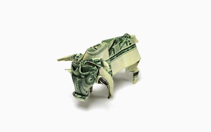 оригами из долларов 2 (700x437, 59Kb)