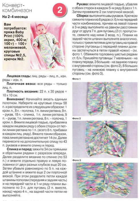 Вязание на спицах реглан для новорожденных