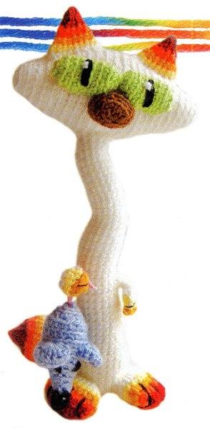 описание вязания амигуруми