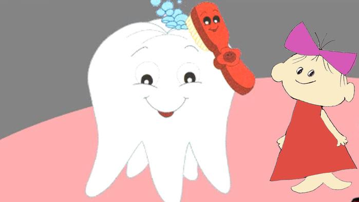 зачем чистить зубы (700x393, 42Kb)