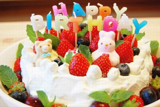 Картинки тортиков на день рождение
