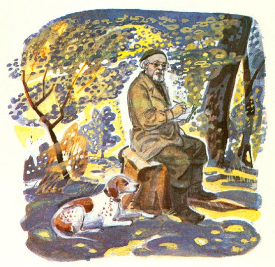 0010-006-Prishvin-stal-uchitelem-dlja-mnogikh-russkikh-pisatelej-kotorye-posvjatili (555x540, 392Kb)