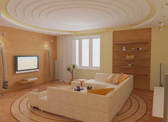 Фотографии. Идеи дизайна современной гостиной