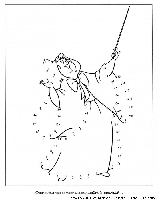 Поделка из сказки золушка
